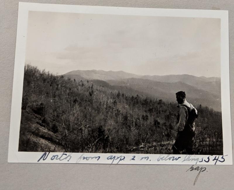 Below Sling's Gap (1932)