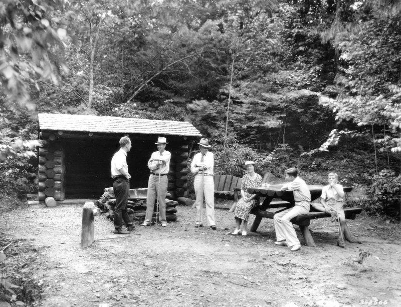 Deep Gap Shelter (1935)