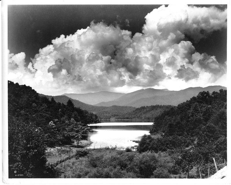 Nantahala Gorge (1930s)