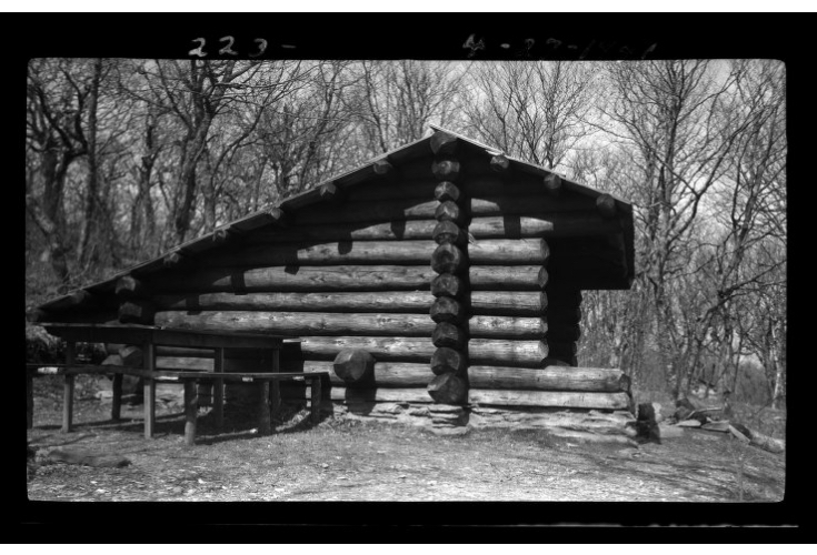 Silers Bald Shelter (1941)