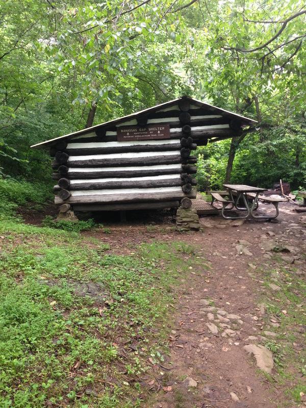 Manassas Gap Shelter