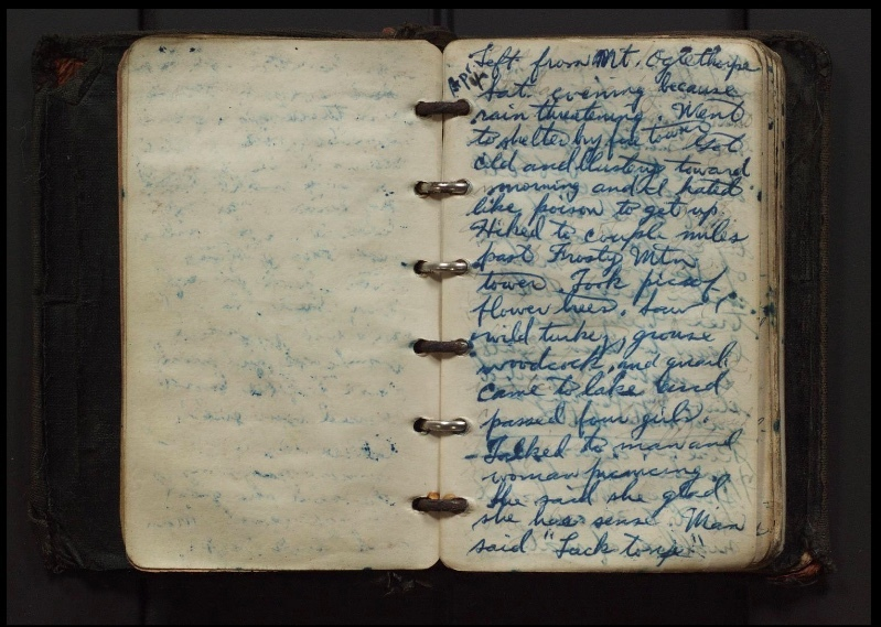 Earl Shaffer's Diary (1948)