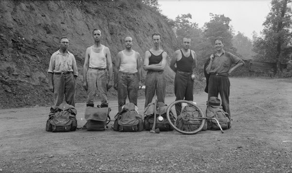 A Hike from Newfound Gap to Deals Gap. May 29-31, 1931