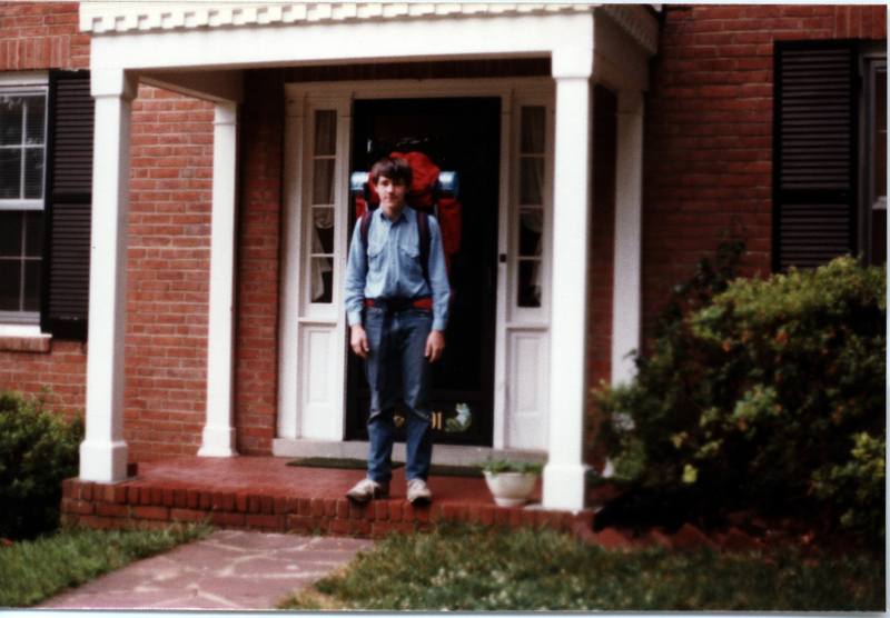 Hiker Ken, 1984.jpg