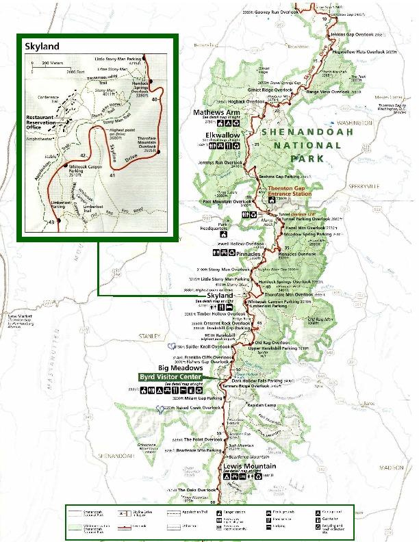 Map of Skyline Drive and Skyland Resort.pdf