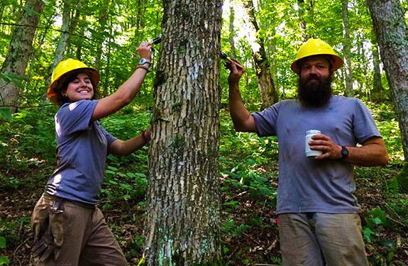 Trail Volunteers--ATC