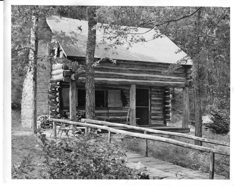 Milesburn Shelter (1930s)