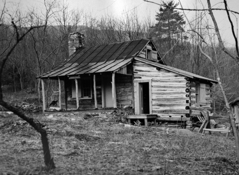 Corbin Cabin, c. 1965