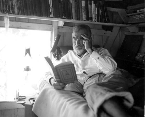 Roy Ozmer, Hermit of Pelican Key