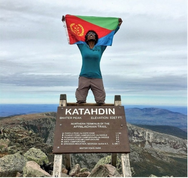 Rahawa Haile Thru Hikes The Appalachian Trail