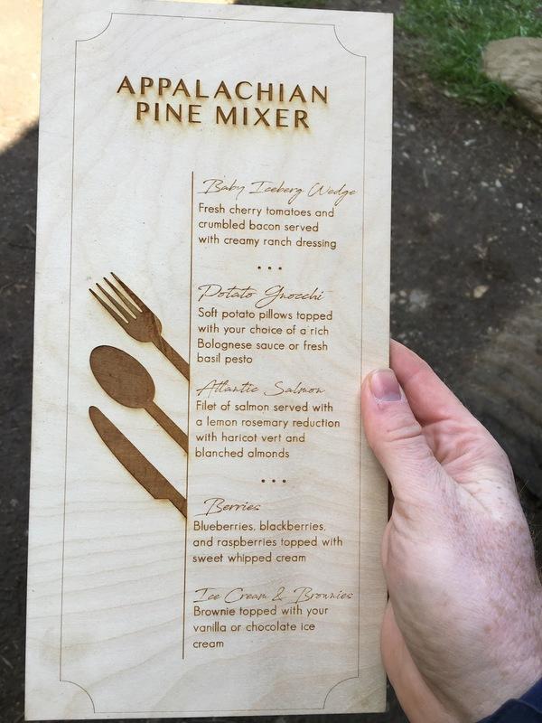 Appalachian Pine Mixer <br />