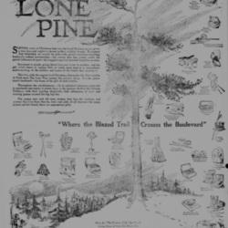1920 newspaper ad in theNew-York Tribunefor Abercrombie & Fitch