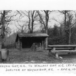Wayah Bald Shelter 1961.jpg