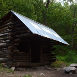 George W. Outerbridge Shelter on the Appalachian Trail (2005)