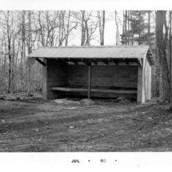 Abingdon Gap Lean-to 1960.jpg