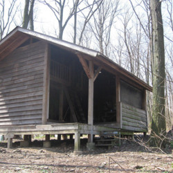 Peters Mountain Shelter 1980.jpg