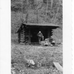 Wesser Creek Shelter 1961.jpg